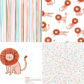 Roar! Lion Collection Sampler