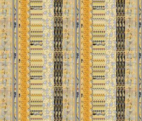 Charming Stripes Coordinate fabric by karendel on Spoonflower - custom fabric