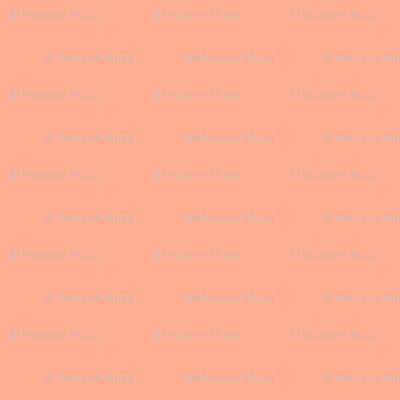 Plain Salmon Pink