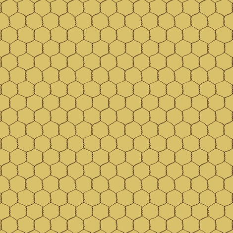 chicken_wire fabric by stacyiesthsu on Spoonflower - custom fabric