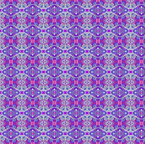 Snowglobe Heaven fabric by edsel2084 on Spoonflower - custom fabric
