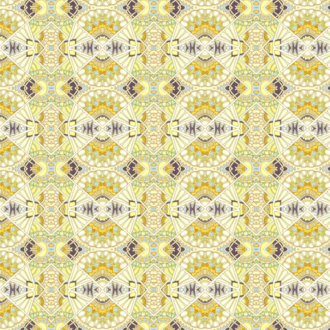 Rising Sun Kimono, Oh No! fabric by edsel2084 on Spoonflower - custom fabric