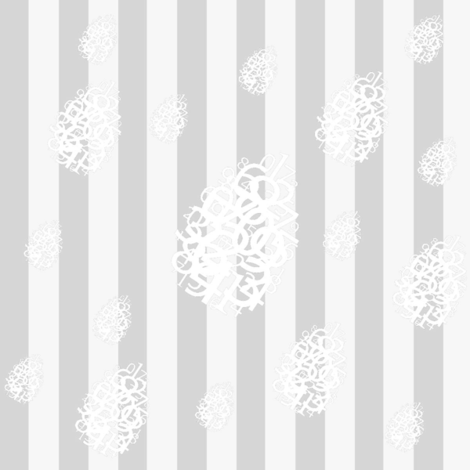 White Rain fabric by conteximus on Spoonflower - custom fabric