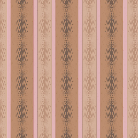 Ikat (Dusty West) fabric by david_kent_collections on Spoonflower - custom fabric