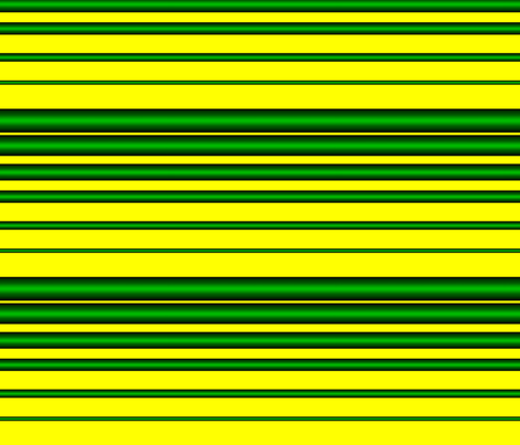 Eugene Oregon Duck Stripe fabric by pd_frasure on Spoonflower - custom fabric