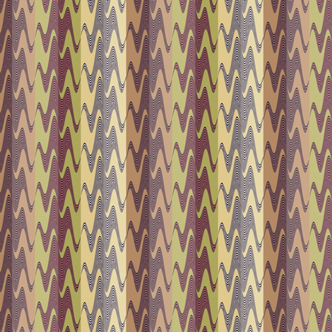 Uburu Ikat  fabric by david_kent_collections on Spoonflower - custom fabric