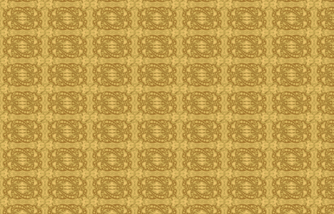 Gold Celtic Knot Greyhounds ©2011 by Jane Walker fabric by artbyjanewalker on Spoonflower - custom fabric