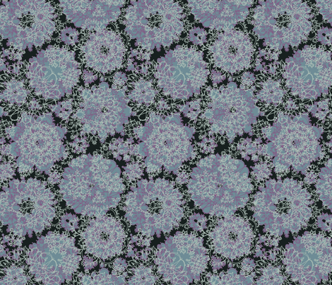 Tatted Lace  fabric by teja_jamilla on Spoonflower - custom fabric