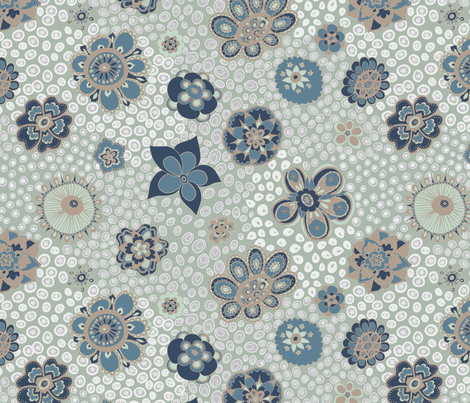 Inkdoodles fabric by teja_jamilla on Spoonflower - custom fabric