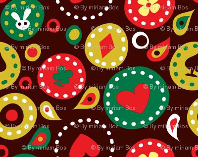 Wonderland circles