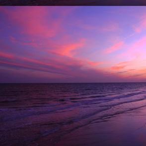 Surf City Beach @ Sunset
