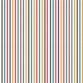 crazy circus stripes