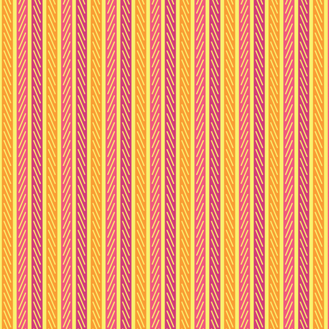 June Birthday - Stripe Coordinate fabric by jennartdesigns on Spoonflower - custom fabric