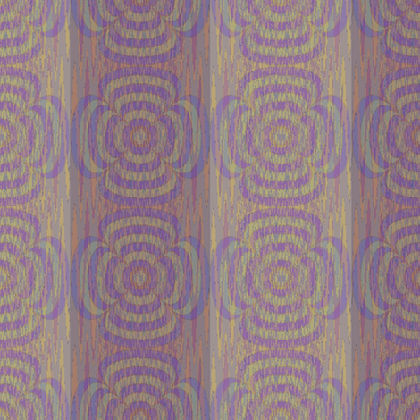 Rain, Purple, Pane fabric by david_kent_collections on Spoonflower - custom fabric