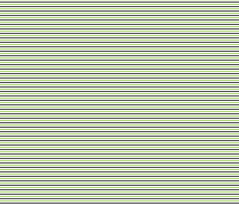 OzStripeGREEN fabric by yellowstudio on Spoonflower - custom fabric