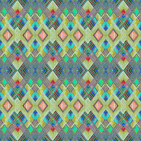 Nomad at Dusk fabric by joanmclemore on Spoonflower - custom fabric