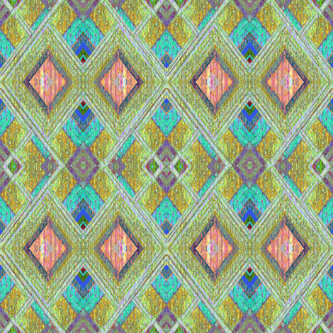 Nomad Goes Argyle fabric by joanmclemore on Spoonflower - custom fabric