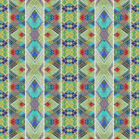 Nomad Goes To Market fabric by joanmclemore on Spoonflower - custom fabric