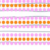 bright side dots n' stripes