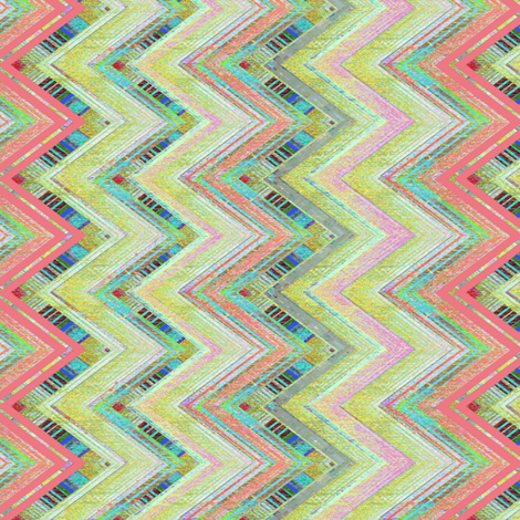 Southwest Breeze fabric by joanmclemore on Spoonflower - custom fabric