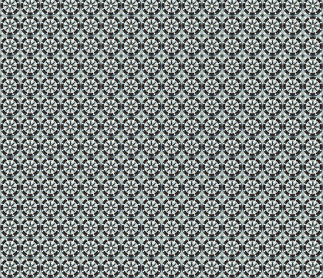 Coffee-Mate fabric by bunigrl33 on Spoonflower - custom fabric