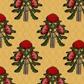 Rrrrrrrwaratah_silhouette-plain-on-gold_shop_thumb