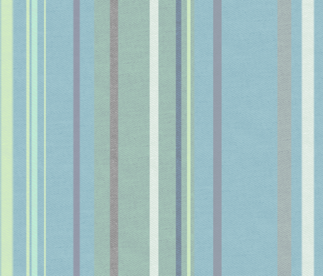 Jhali (stripe) fabric by forest&sea on Spoonflower - custom fabric