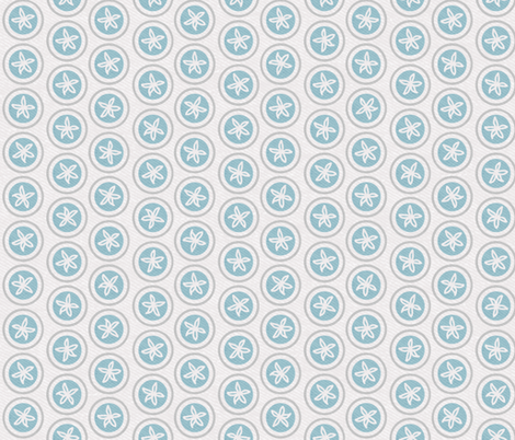 Jhali (circles) fabric by forest&sea on Spoonflower - custom fabric