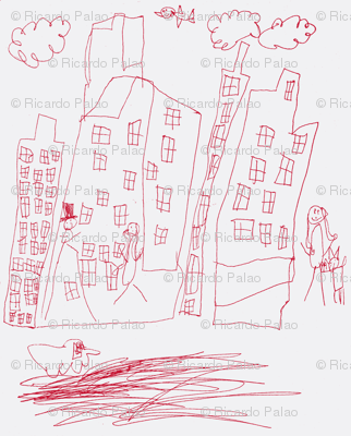 Raleigh  (By 5-Year-Old Carmen)