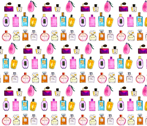 Oh, That Smell fabric by dailycandy on Spoonflower - custom fabric