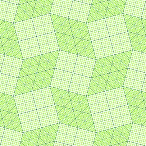 mixed graph S43 double fabric by sef on Spoonflower - custom fabric