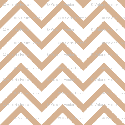 Chevron Rose