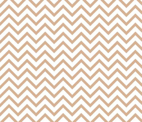 Chevron Rose  fabric by tradewind_creative on Spoonflower - custom fabric