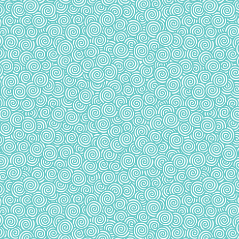Cumulus fabric by kayajoy on Spoonflower - custom fabric