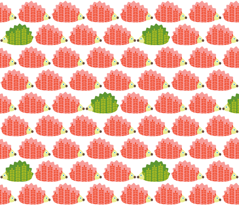The Impostor fabric by kayajoy on Spoonflower - custom fabric