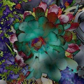 Fantasy Flowers Series 2009-001