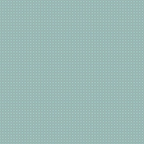 Circle pattern (pale blue)