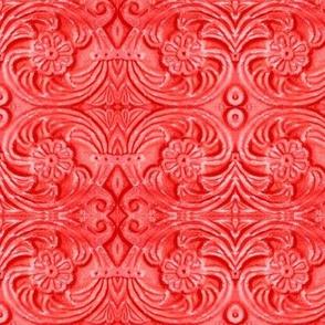 Italian red flower