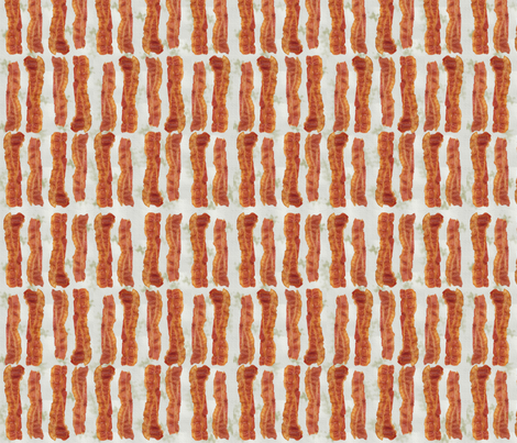 Draining Bacon fabric by jabiroo on Spoonflower - custom fabric