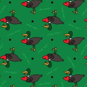 i likes ducks