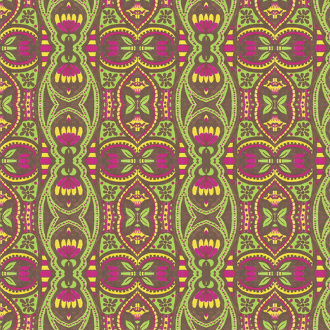 Geneva fabric by siya on Spoonflower - custom fabric