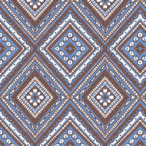 Arkhangelsk fabric by siya on Spoonflower - custom fabric