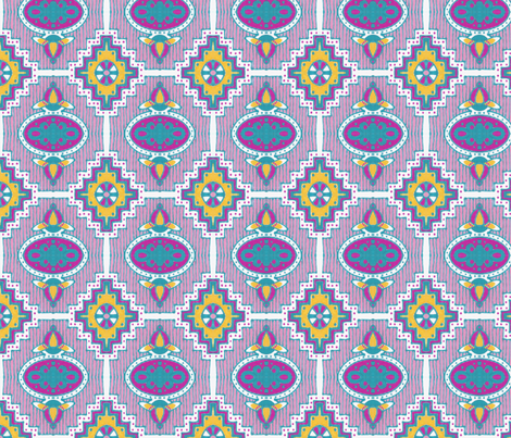 Candy Step fabric by siya on Spoonflower - custom fabric