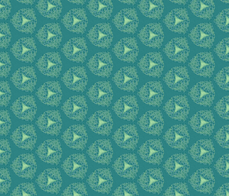 scales turtleberry fabric by glimmericks on Spoonflower - custom fabric