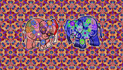 colorful_kaleidoscopic_mosaic_elephants