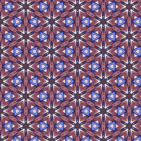Bandar's Eaves fabric by siya on Spoonflower - custom fabric