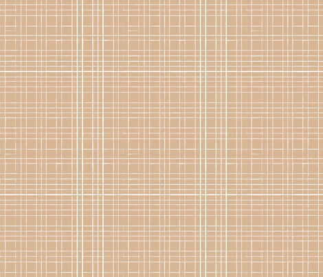 Rose Grid fabric by tradewind_creative on Spoonflower - custom fabric