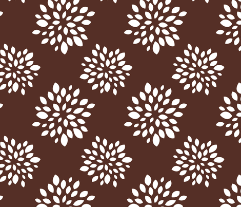 Truffle Succulent fabric by tradewind_creative on Spoonflower - custom fabric