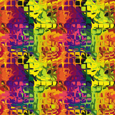 Graffiti Graphic 2, S fabric by animotaxis on Spoonflower - custom fabric