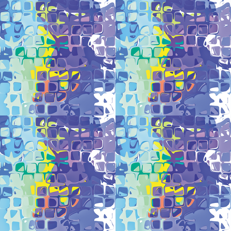 Graffiti Graphic 3, S fabric by animotaxis on Spoonflower - custom fabric